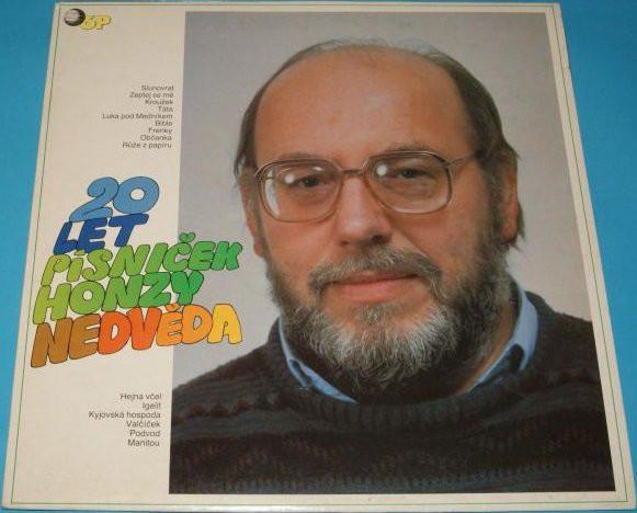 20 Let Písniček Honzy Nedvěda