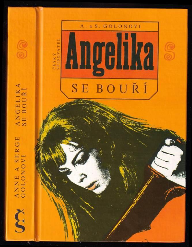 Anne Golon: Angelika se bouří
