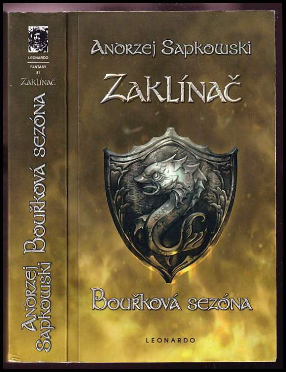 Andrzej Sapkowski: Bouřková sezóna - Zaklínač