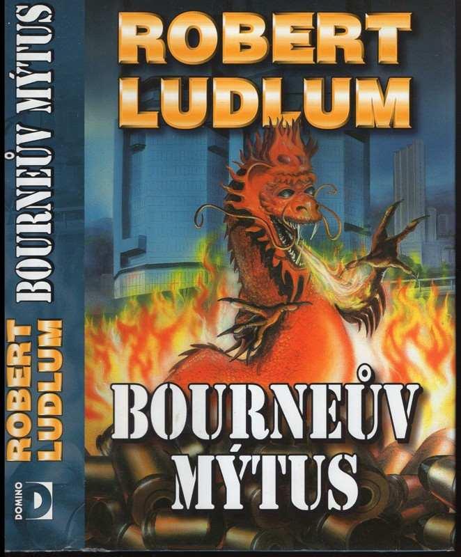 Bourneův mýtus (Robert Ludlum, 2001)