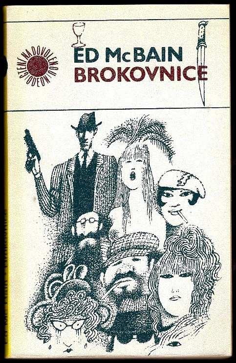 Brokovnice (Ed McBain, 1984)