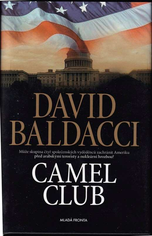 Camel Club (David Baldacci, 2008)