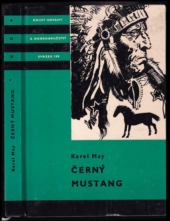 Karl May: Černý mustang