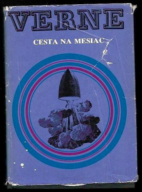 Jules Verne: Cesta na Mesiac