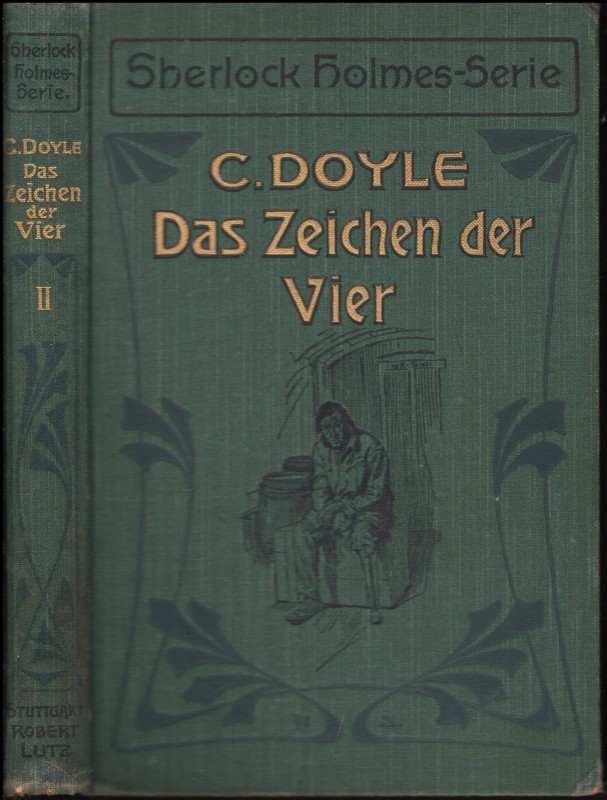 Arthur Conan Doyle: Das Zeichen der Vier