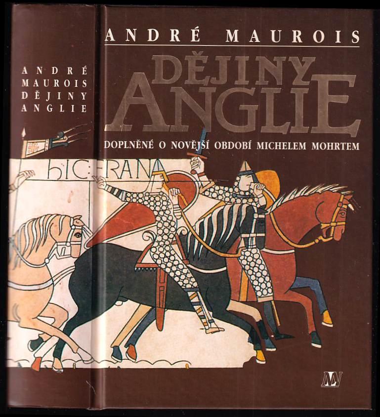 André Maurois: Dějiny Anglie