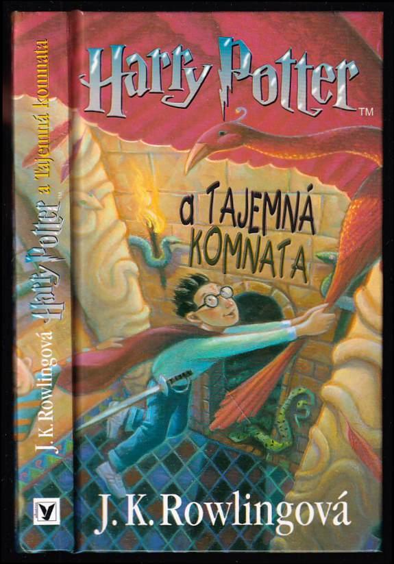 J. K Rowling: Harry Potter a Tajemná komnata