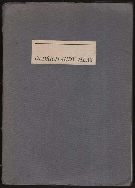 Oldřich Audy: Hlas