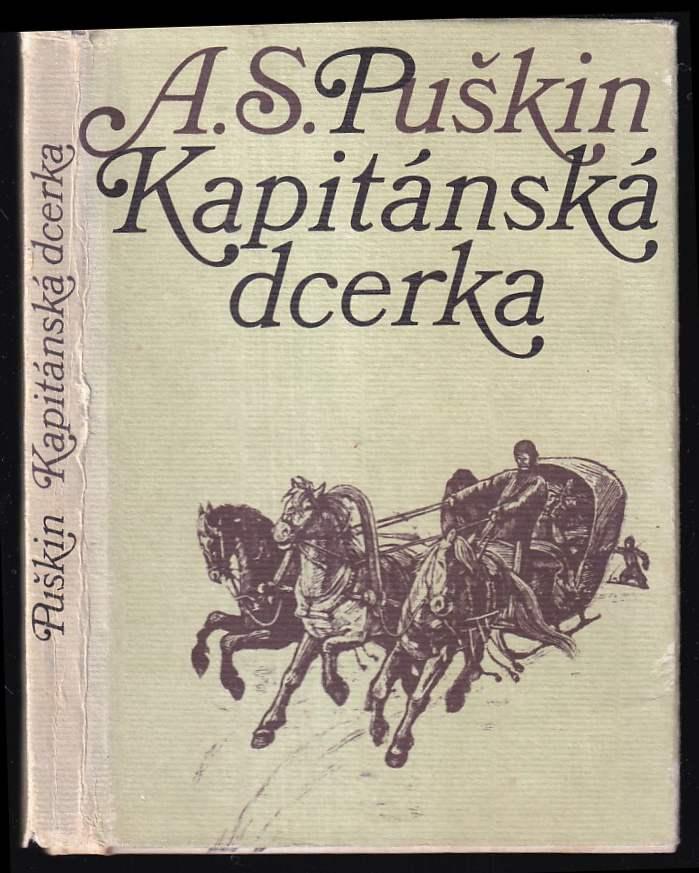 Aleksandr Sergejevič Puškin: Kapitánská dcerka