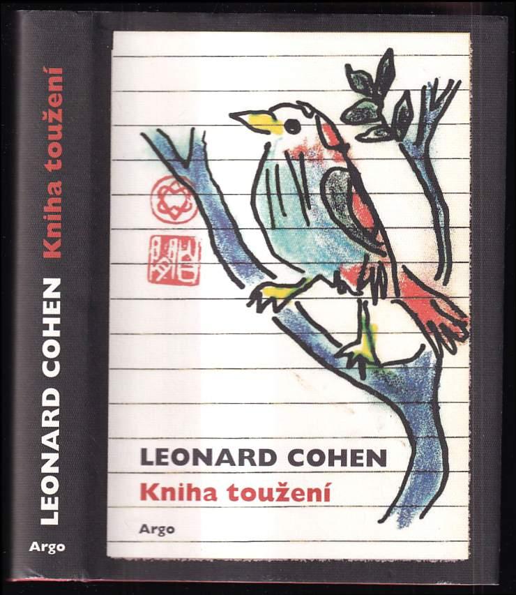 Leonard Cohen: Kniha toužení