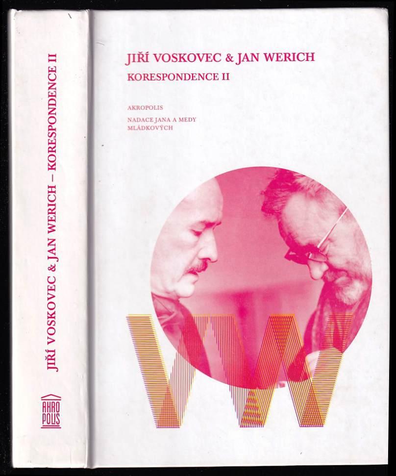 Jiří Voskovec: Korespondence II.
