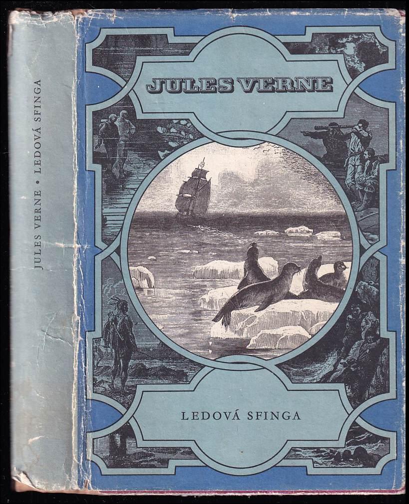 Jules Verne: Ledová sfinga