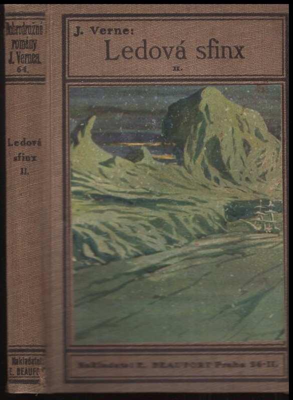 Jules Verne: Ledová sfinx