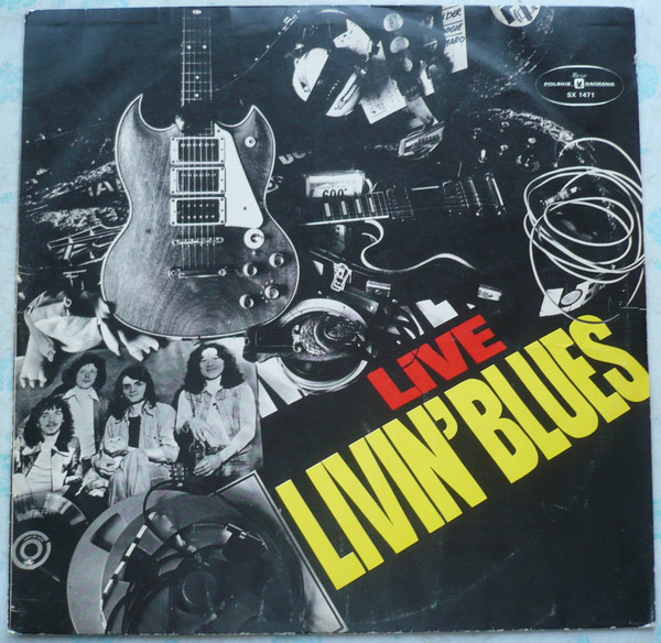 Live Livin' Blues