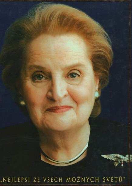 Madeleine Korbel Albright: Madeleine :