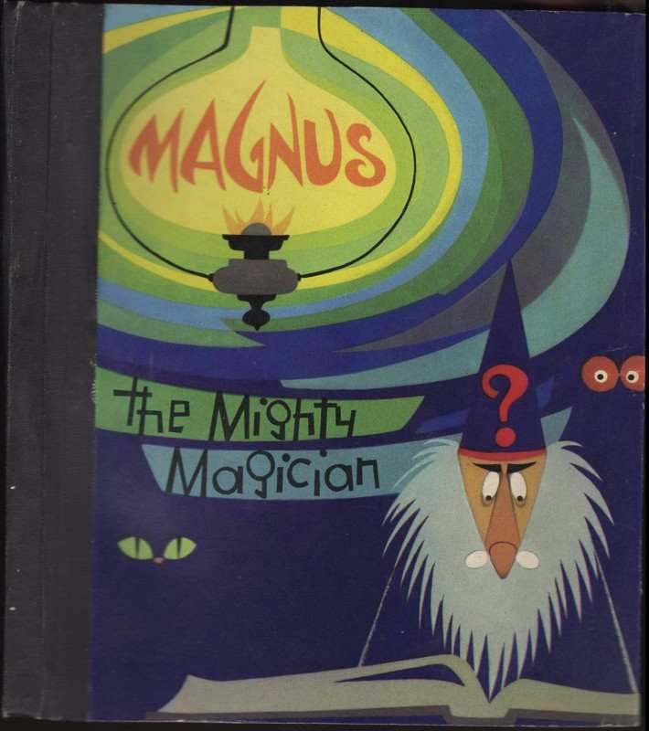 Magnus the Mighty Magician
