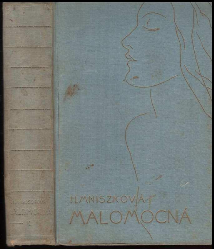 Malomocná : román. II. díl (Helena Mniszkówna, 1937)