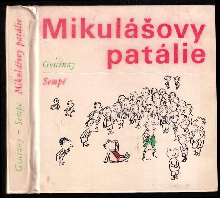 Mikulášovy patálie (René Goscinny, 1970)