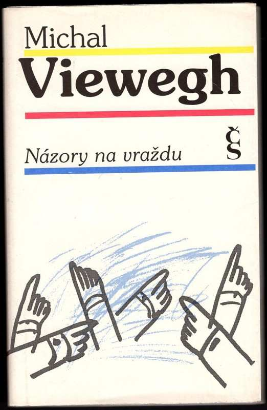 Michal Viewegh: Názory na vraždu