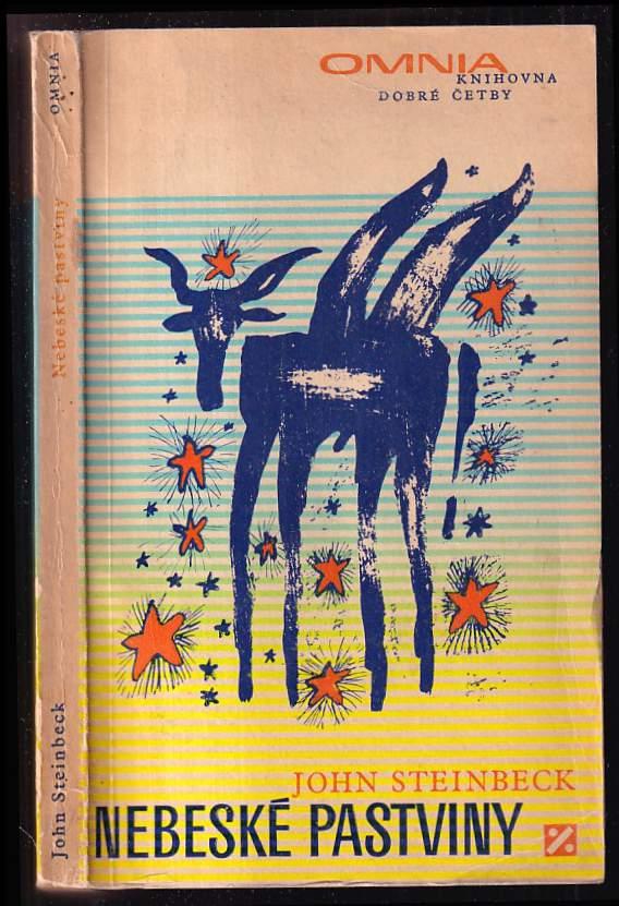 John Steinbeck: Nebeské pastviny