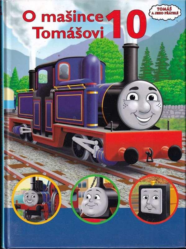 O mašince Tomášovi 10 (W Awdry, 2007)