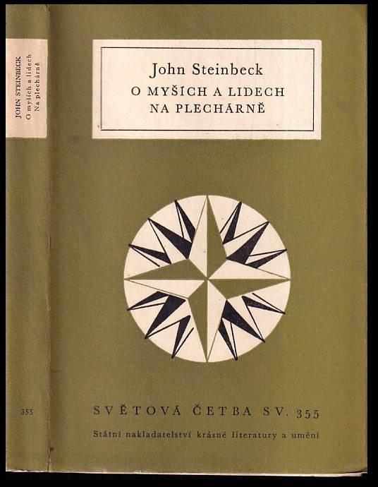John Steinbeck: O myších a lidech - Na plechárně
