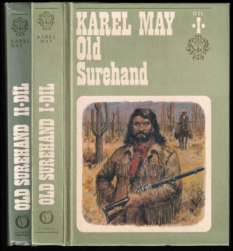 Karl May: Old Surehand 1+2 - KOMPLET