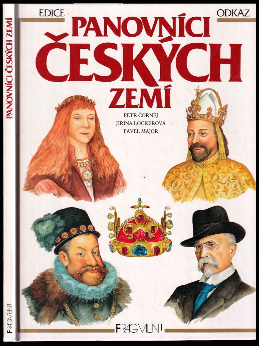 Petr Čornej: Panovníci Českých zemí