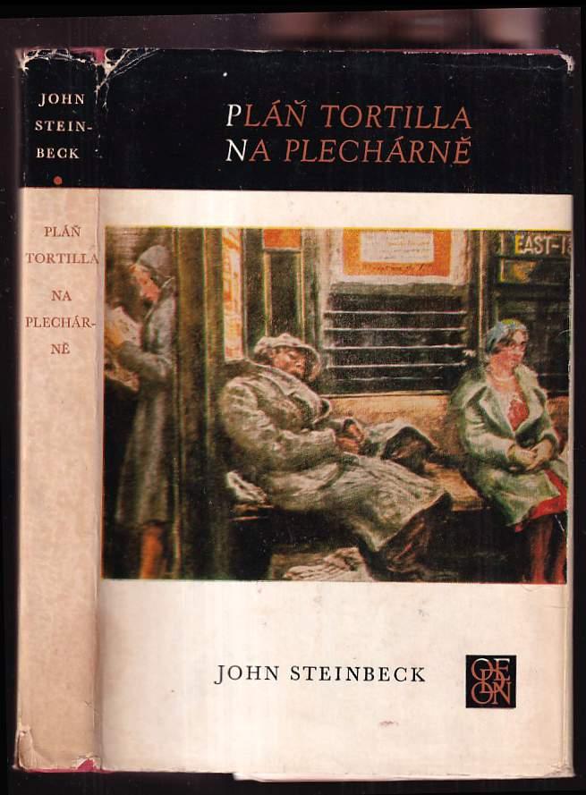 John Steinbeck: Pláň Tortilla : Na Plechárně