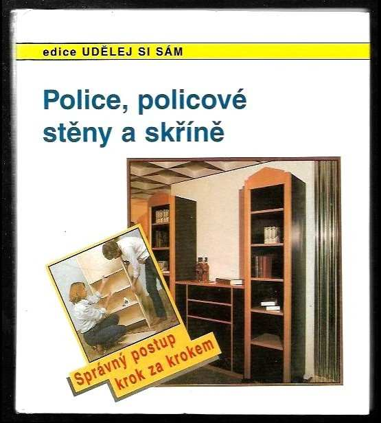 Police, policové stěny a skříně (Niels Clausen, 1996)