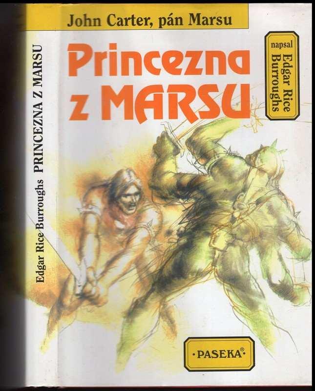 Edgar Rice Burroughs: Princezna z Marsu
