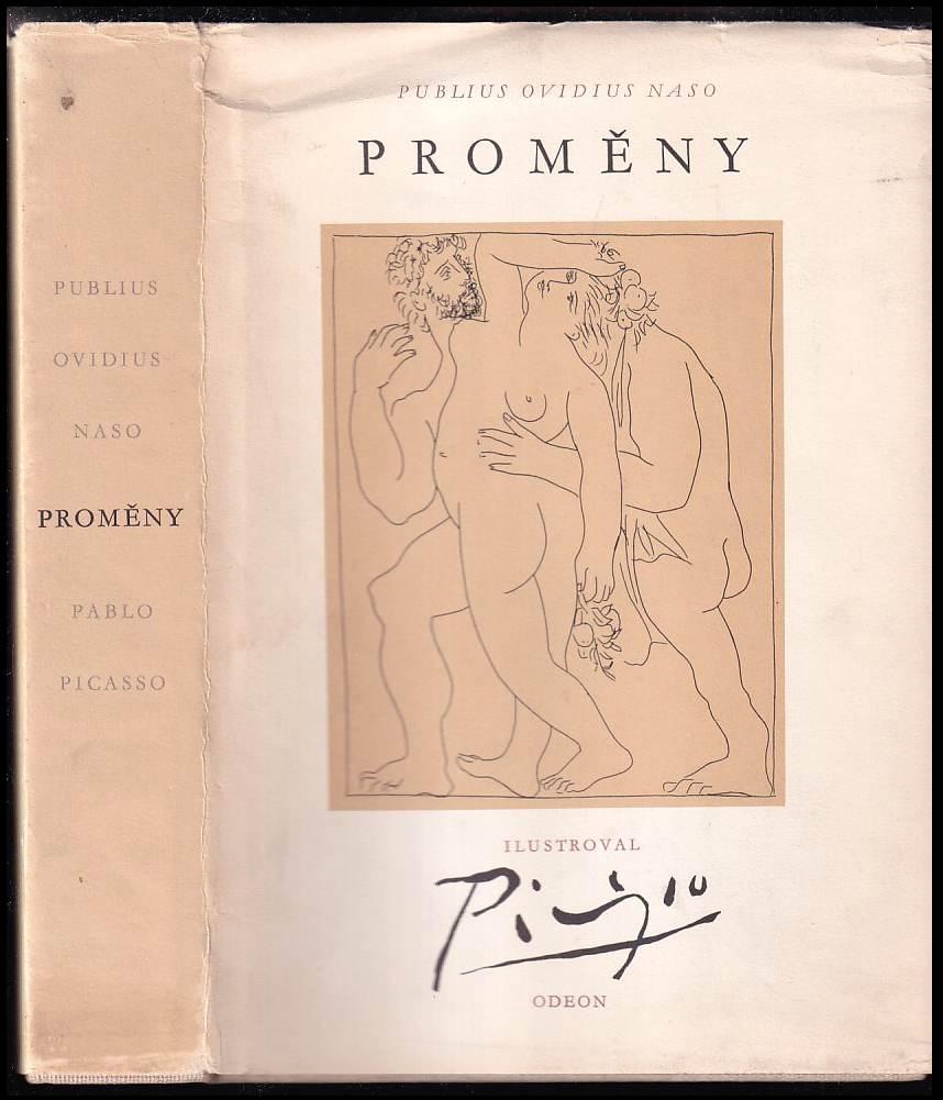 Ovidius Naso: Proměny