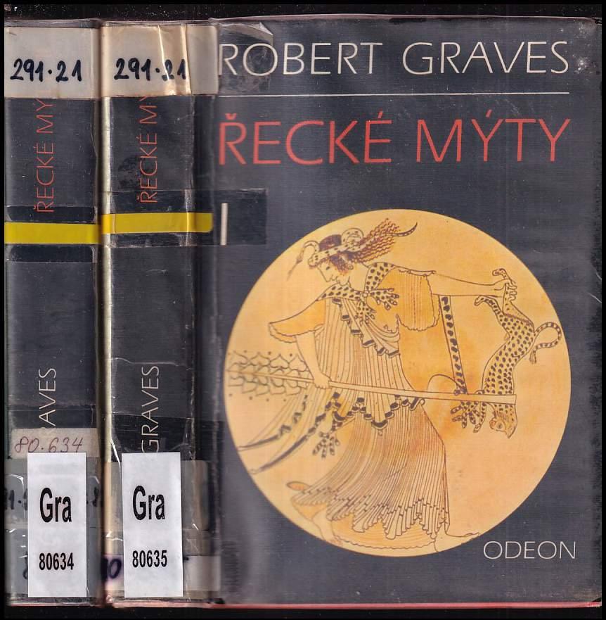 Robert Graves: Řecké mýty I - II - KOMPLET