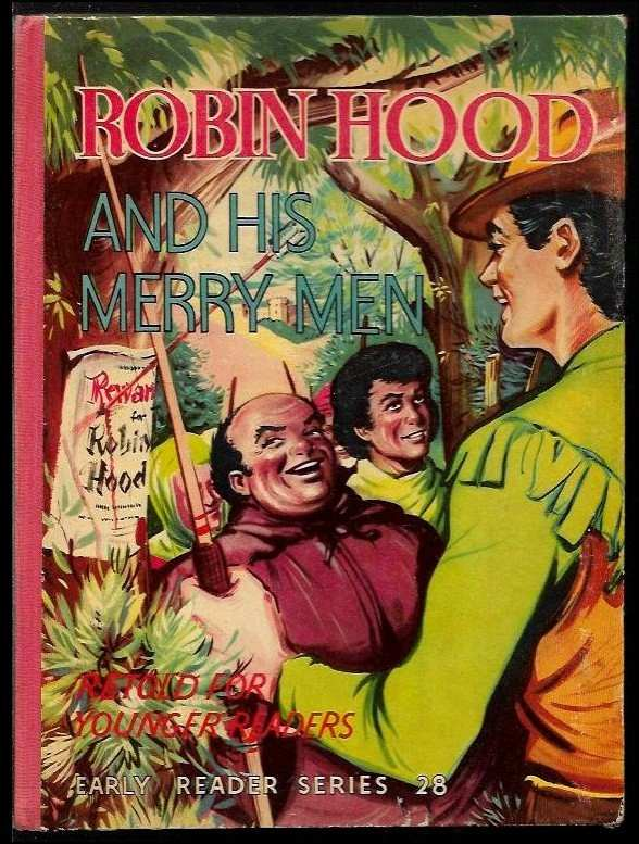 : Robin Hood and his merry men