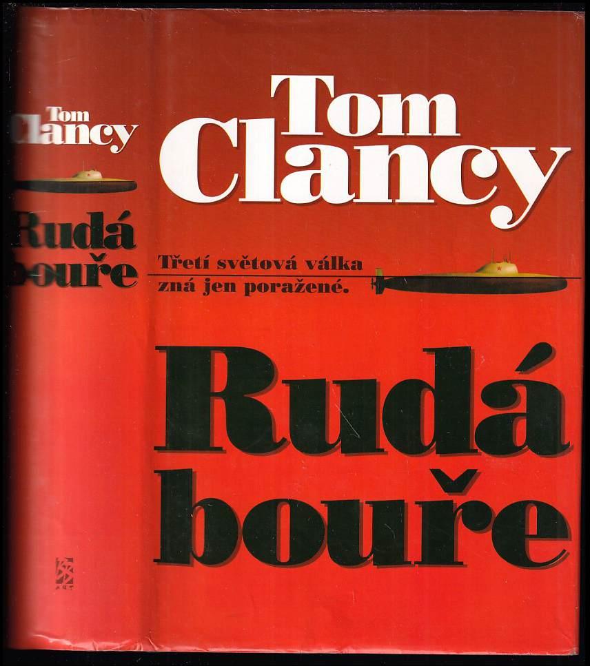 Tom Clancy: Rudá bouře