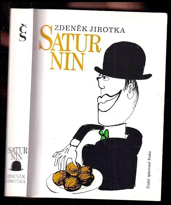 Zdeněk Jirotka: Saturnin