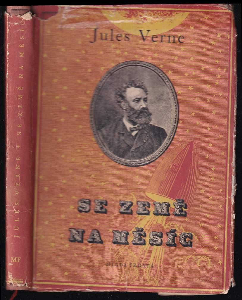 Jules Verne: Se země na měsíc