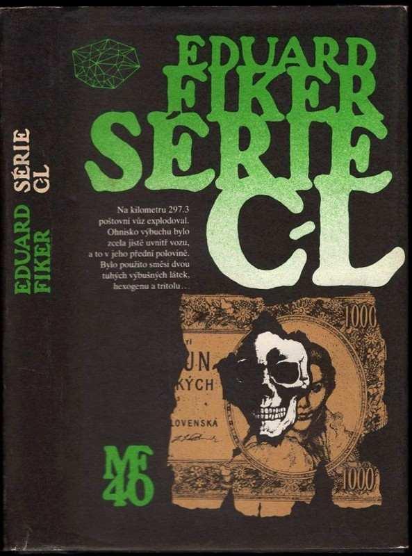 Eduard Fiker: Série C-L : detektivní fantazie