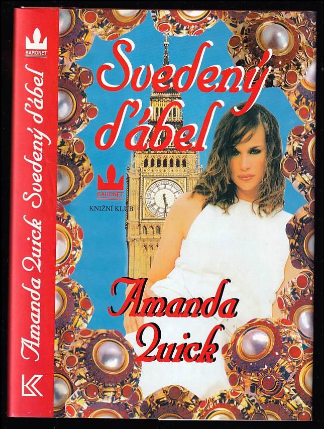 Amanda Quick: Svedený ďábel