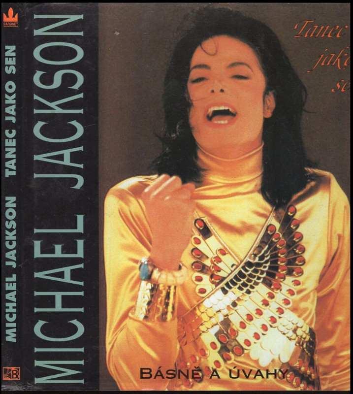 Michael Jackson: Tanec jako sen : básně a úvahy