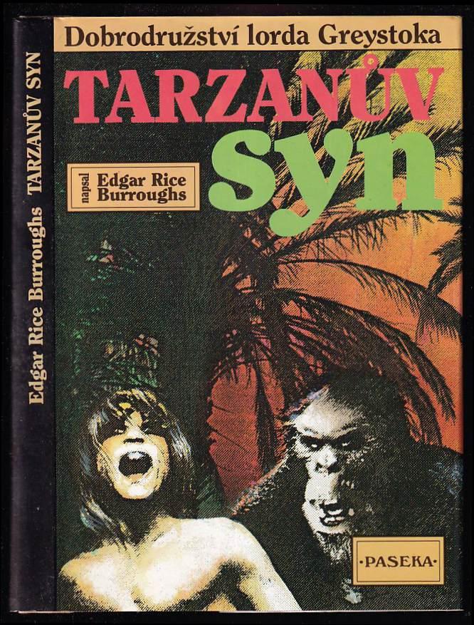 Edgar Rice Burroughs: Tarzanův syn