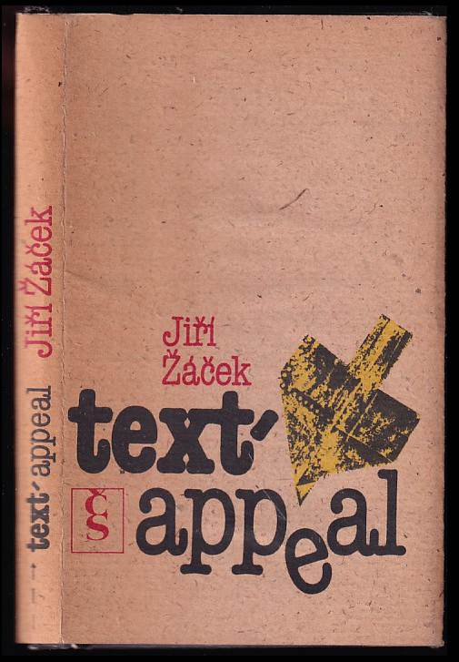 Jiří Žáček: Text'appeal