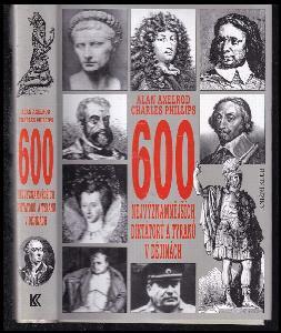 600 nejvýznamnějších diktátorů a tyranů v dějinách : encyklopedie absolutistických monarchů, uzurpátorů a představitelů totalitních režimů od úsvitu dějin po současnost