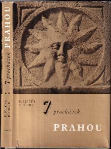 7 procházek Prahou : fotografický průvodce městem