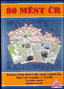 80 měst ČR