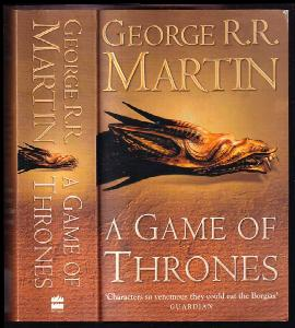 A Game of Thrones: Song of Ice and Fire: Book 1