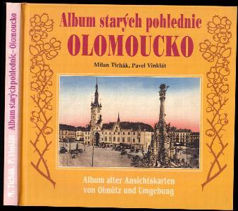 Album starých pohlednic Olomoucko - Olmütz und Umgebung