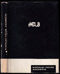 Anamnéza - výbor z poezie 1958-1963
