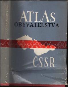 Atlas obyvatelstva ČSSR