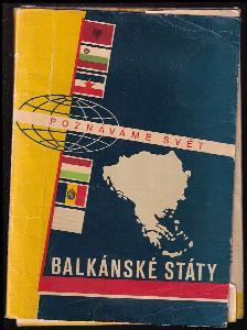 Balkánské státy